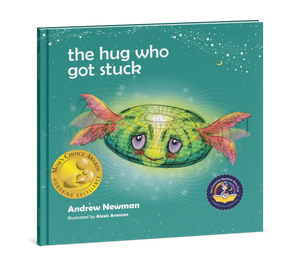 3-book bundle: The Hug Who Got Stuck + The Boy Who Searched for Silence + How Diablo Became Spirit