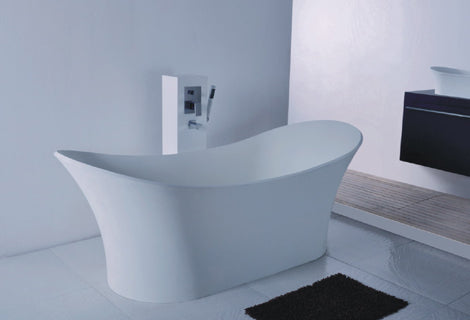 Basic Types of Bathtubs at a Glance