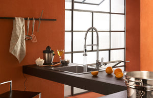 Italian faucet for kitchen