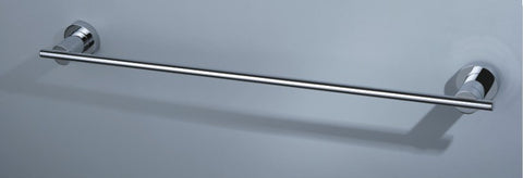Towel Rail 600mm / 800mm Chrome