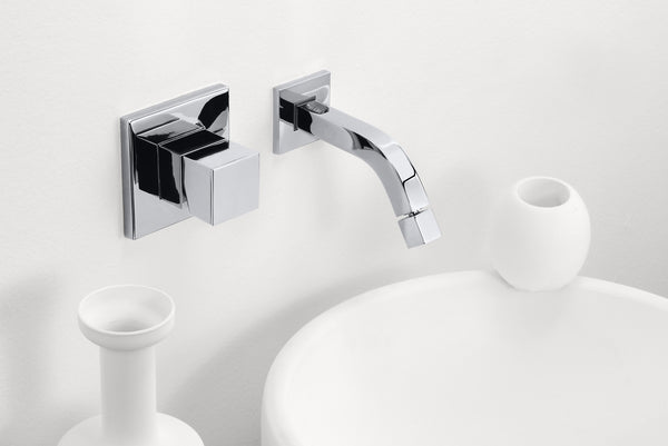 Bamboo Quadro 3868MC - Concealed Wall-Mounted Basin Mixer