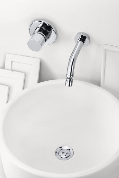 Bamboo 3868MC - Concealed Wall-Mounted Basin Mixer