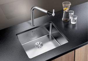 BLANCO - ANDANO 500-U Single-Bowl Stainless Steel Sink