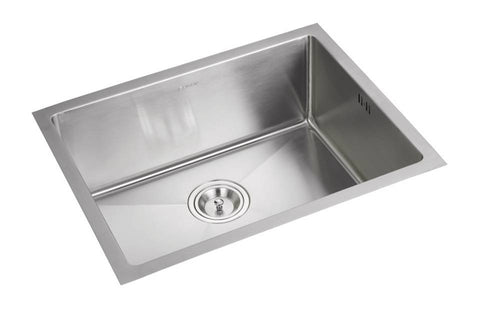 ELKAY - EC-41406 570mm Single-Bowl Stainless Steel Sink