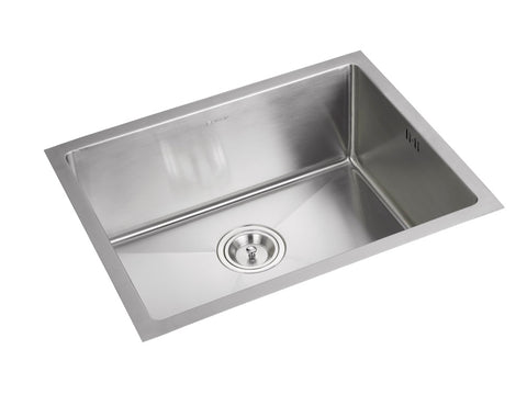 ELKAY - EC-6545 650mm Single-Bowl Stainless Steel Sink