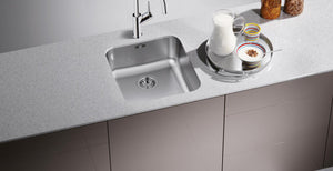 BLANCO - SUPRA 450-U Single-Bowl Stainless Steel Sink