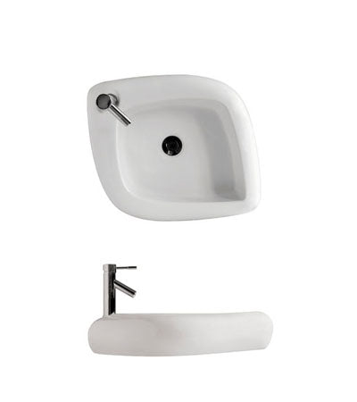 IVI - V2510 Counter-Top Wash Basin