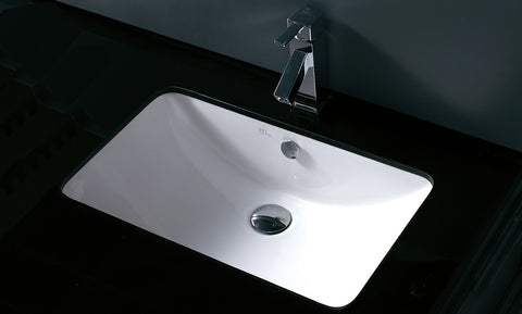 IVI - V2670 Under-Counter Wash Basin