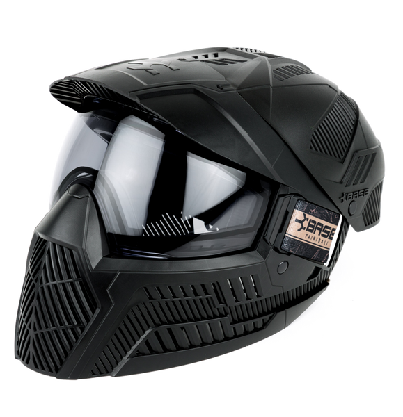 GS-O FULL COVER GOGGLE - BLACK