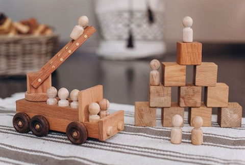 Benefits of traditional Wooden Toys