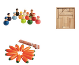 Learning Bundle wooden toys