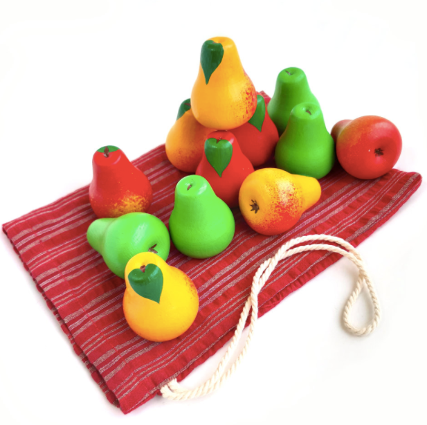Counting Pears Toy