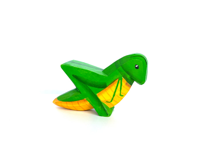 Grasshopper Wooden Toy