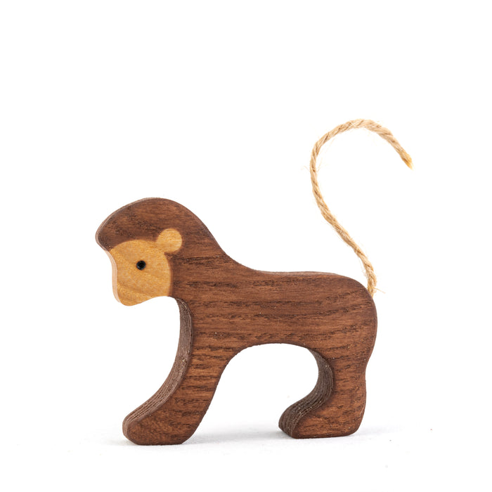 Waldorf Monkey  Wooden figurine