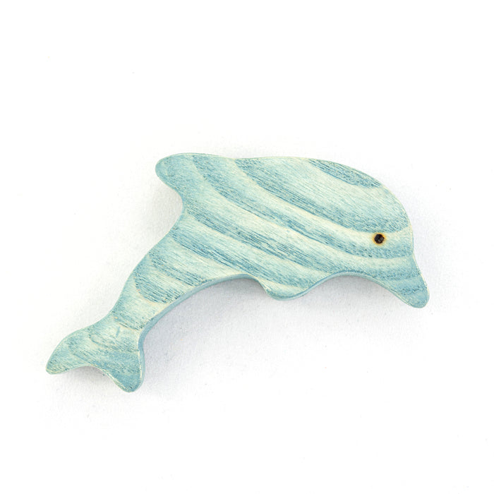 Waldorf wooden Sea Creatures and Fish set-10 pieces - PoppyBabyCo