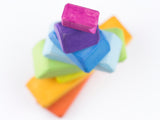 Rainbow Boat Stacking toy