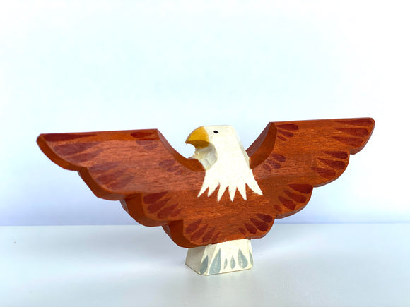 Bald Eagle Figurine