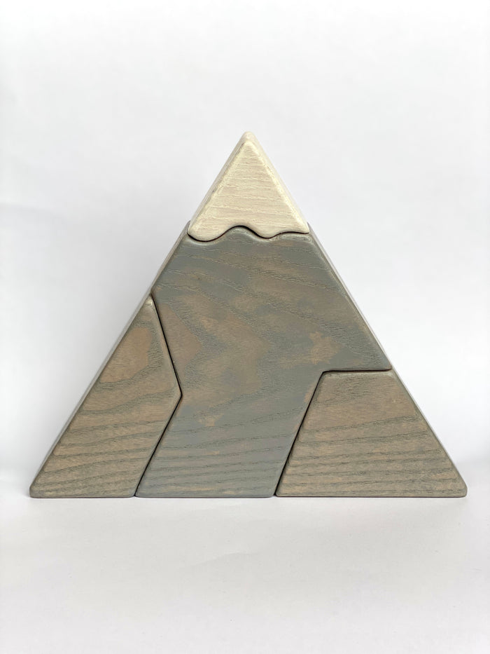 Wooden Mountain Toy