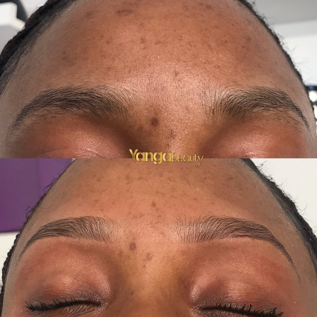 5 Things to expect during and after your Brow Threading Experience