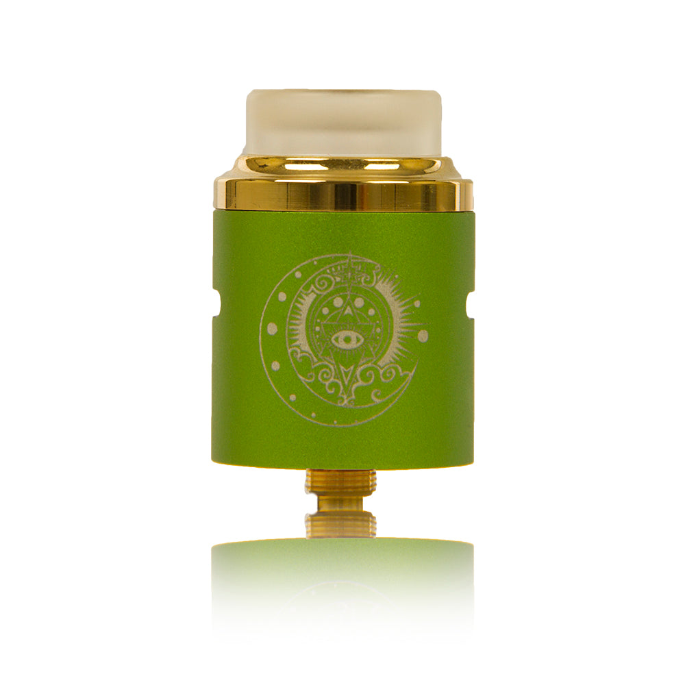 Littlefoot 24mm RDA - Green