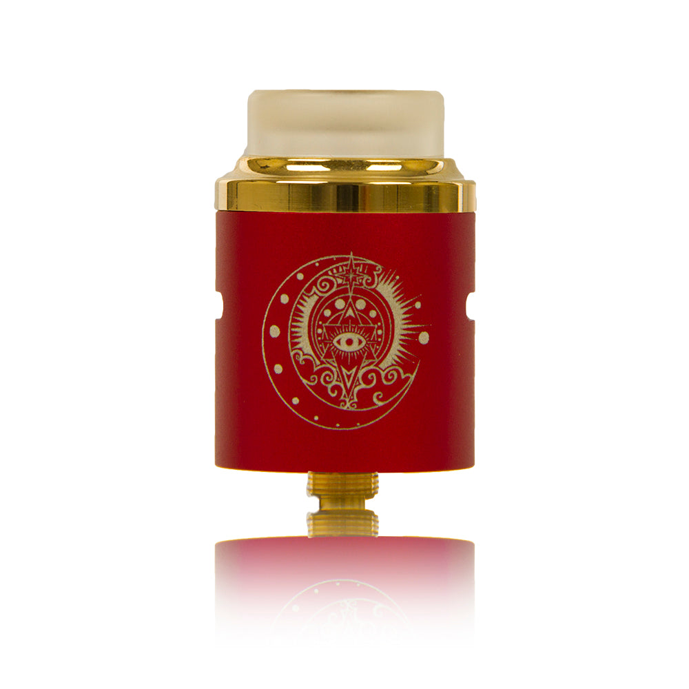 Littlefoot 24mm RDA - Red