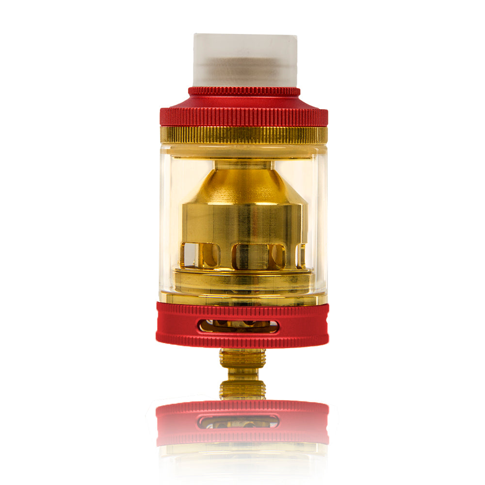 Littlefoot Sub-Ohm Tank - Red
