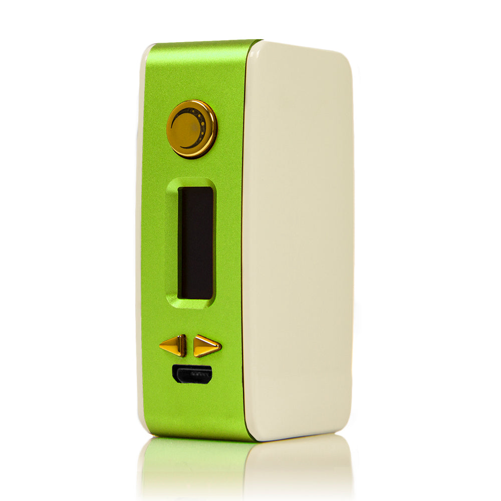 Littlefoot 60W TC Starter Kit - White PanelGreen