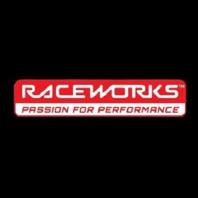 RACEWORKS XL BLACK T-SHIRT SHORT SLEEVE
