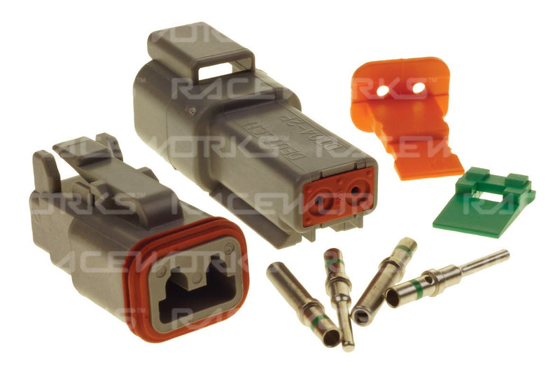 DEUTSCH DT 2-WAY CONNECTOR KIT