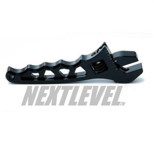NEXT LEVEL ADJUSTABLE AN WRENCH SINGLE SIDED CONTACT AN 0-12 BLACK