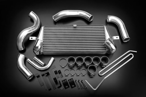 MAZDA FD RX7 INTERCOOLER AND PIPING KIT