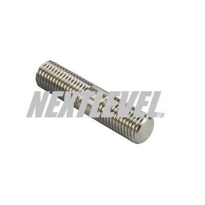 INCONEL EXHAUST STUD M10 1.5-1.25 45MM LENGTH EXTREME HEAT TOLERANCE