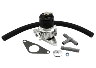 BOV Dual Port Subaru - Black