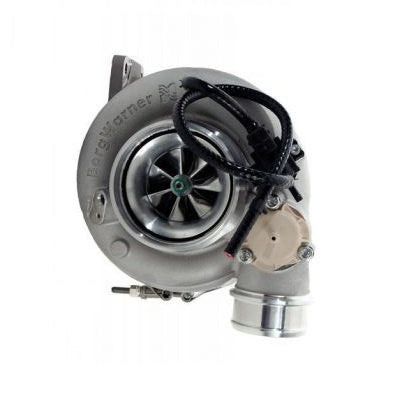 BORGWARNER EFR 8374 TURBOCHARGER T4 1.05 A/R (TWIN SCROLL) EXTERNAL WASTEGATE