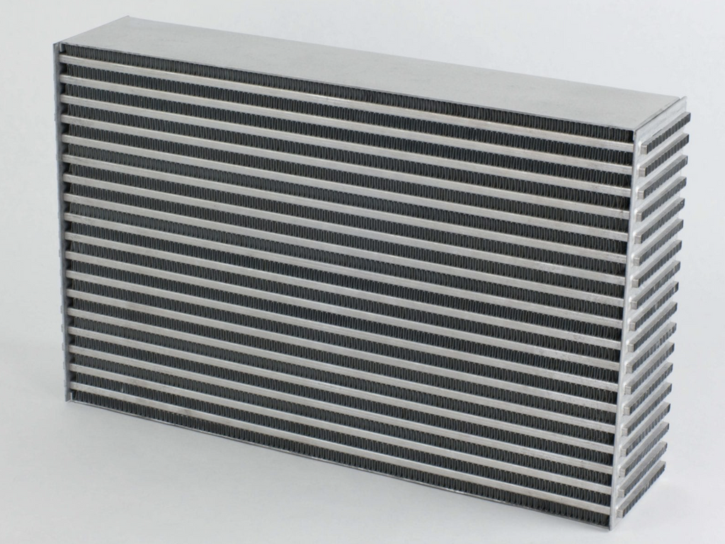 Hypertune (Square) 76mm Thick Intercooler Cores