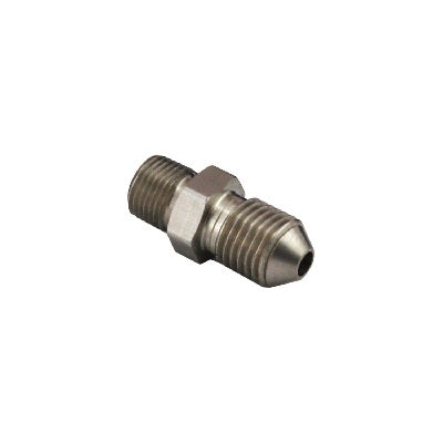 "1/8"" NPT TO -4AN MALE - SS"