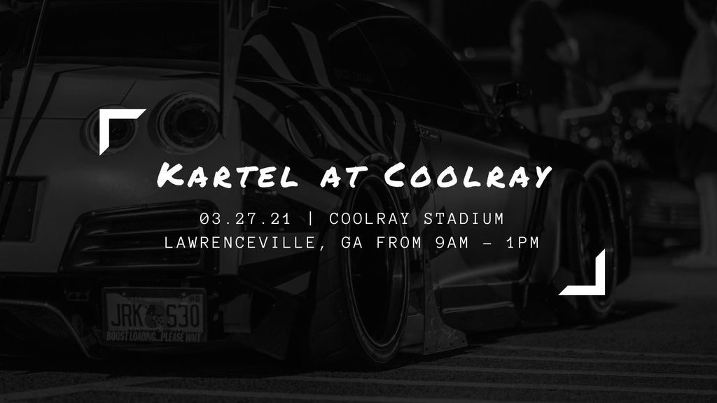Kartel at Coolray