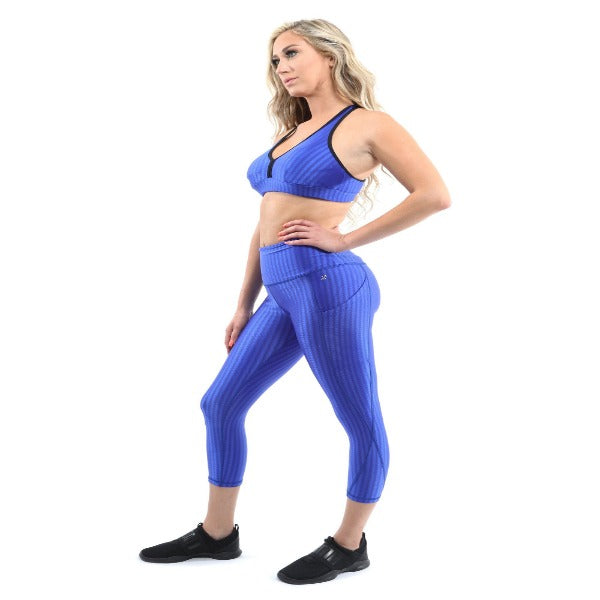 Firenze Activewear Capri Leggings - TWUMBAAH