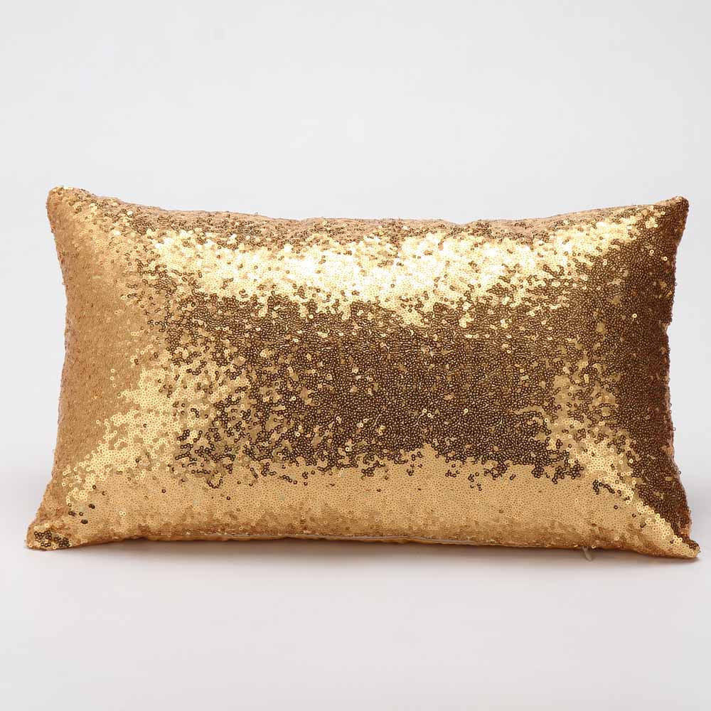 Sequin Pillow - Fashion Serving Christ Boutique