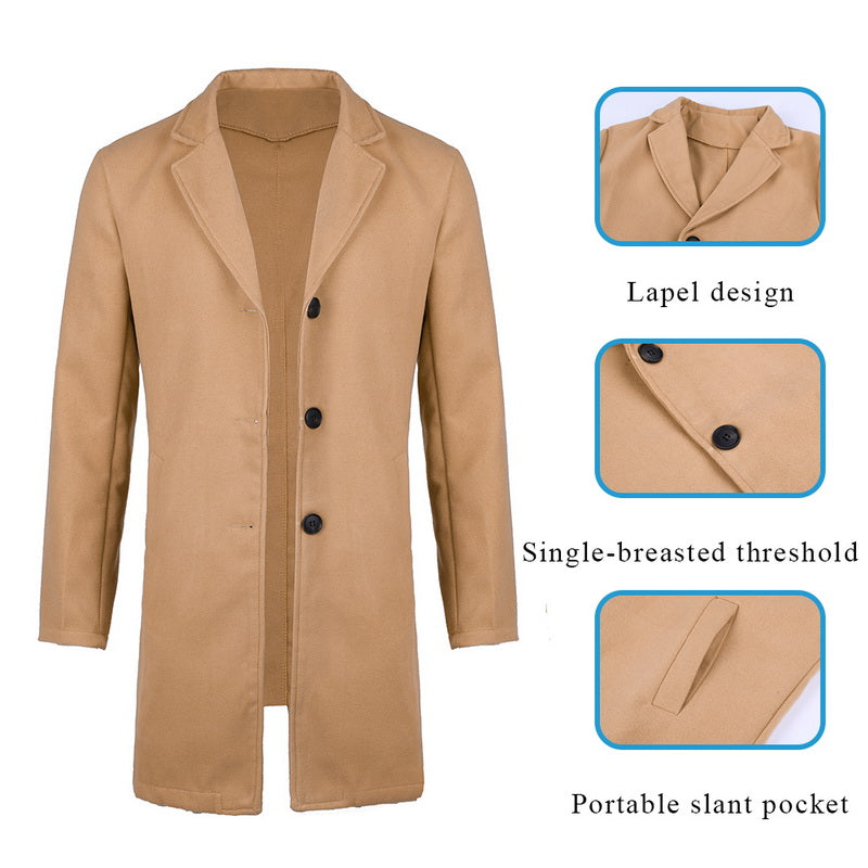 Classic Trench Coat - Fashion Serving Christ Boutique