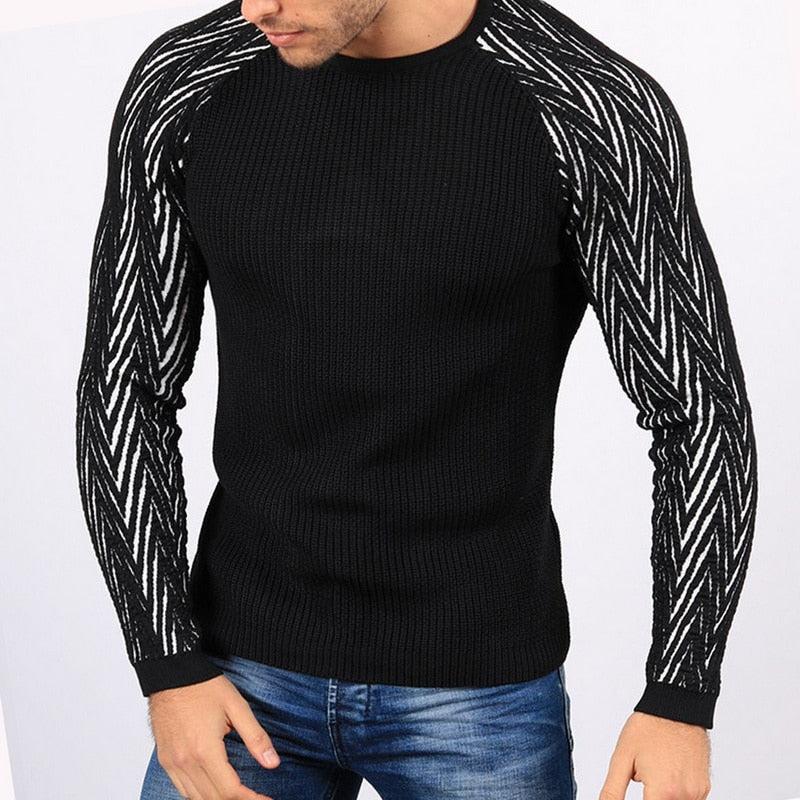 Fashion Knitted Sweater