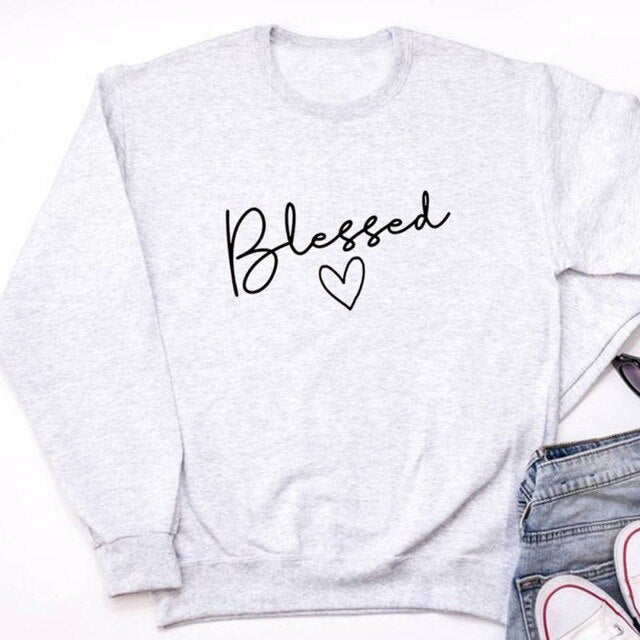Blessed Sweater - TWUMBAAH