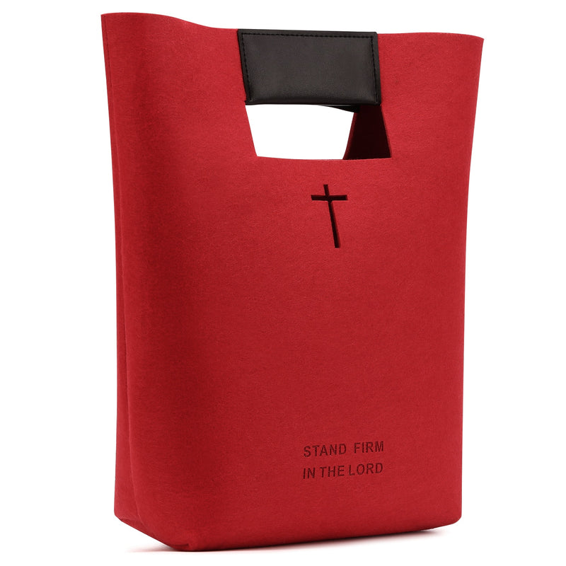 Leather Tote Bag - Fashion Serving Christ Boutique