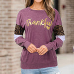 Thankful Long Sleeve Shirt - TWUMBAAH