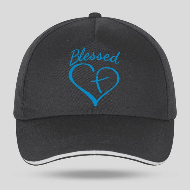 Blessed Heart Hat