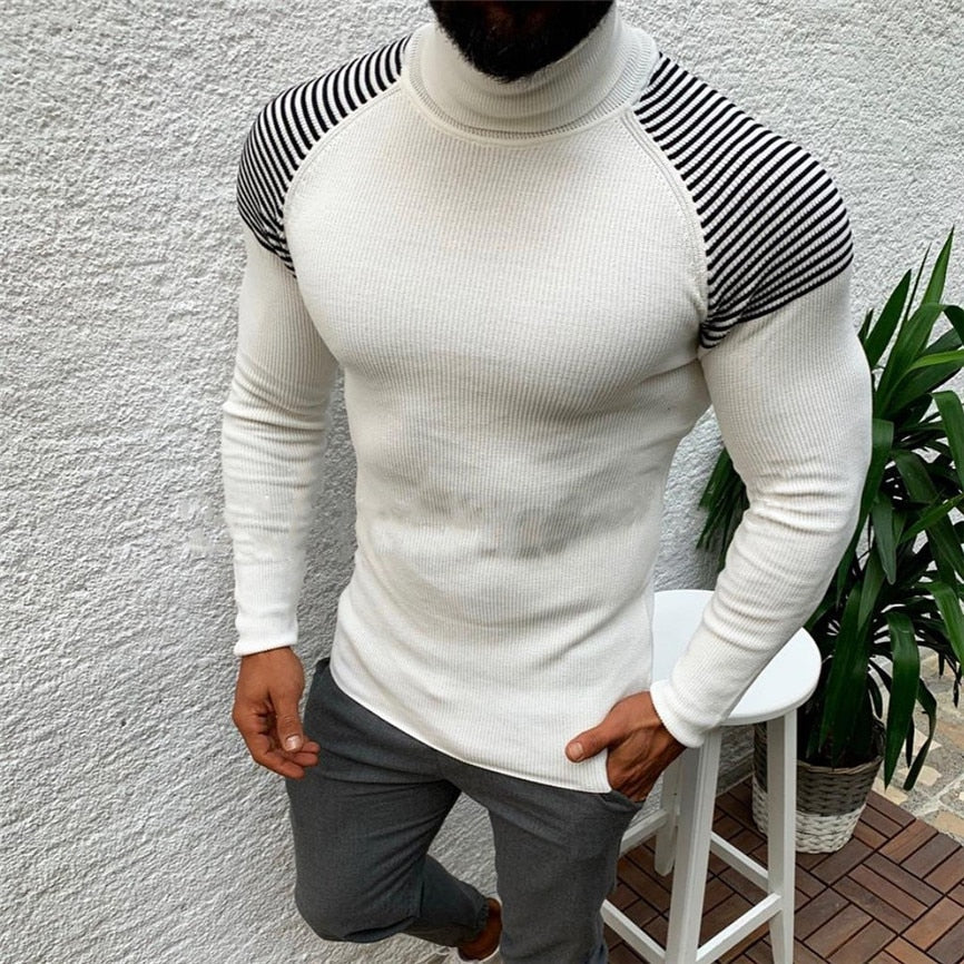 Fashion Turtleneck Sweater