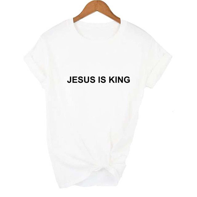 Jesus Is King T Shirt