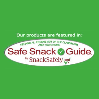 snack safely, safe snack guide, safe snacks, allergy friendly, safely delicious