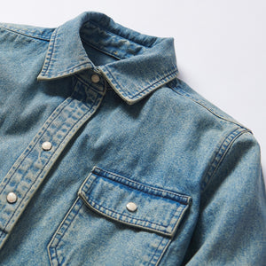 The Cody Denim Work Shirt