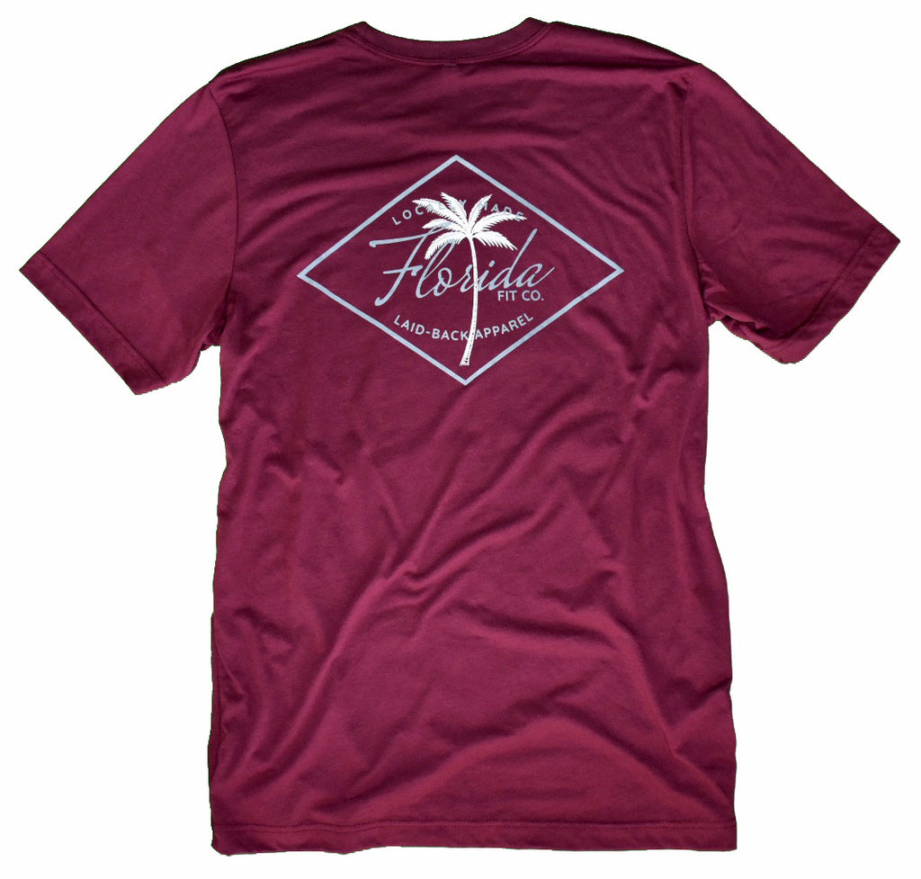 Tri-Blend Paradise Tee (Two Color Options)
